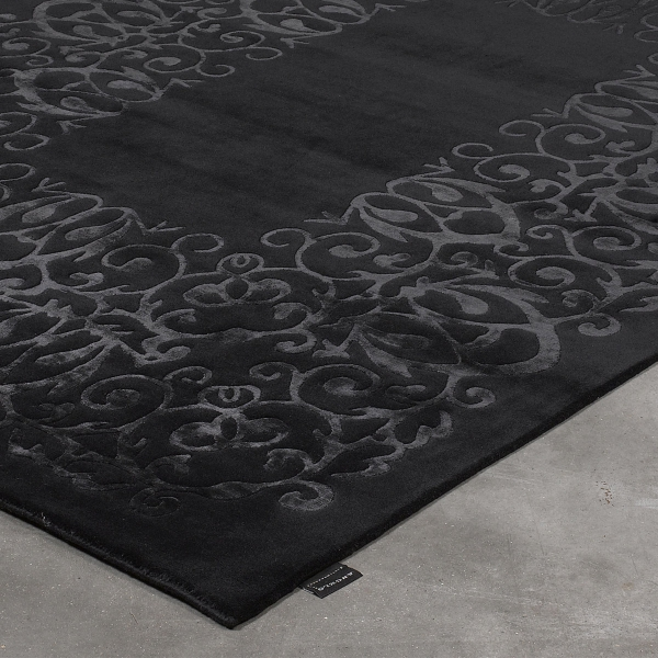 tapis sur mesure sydney gris anthracite par angelo. Black Bedroom Furniture Sets. Home Design Ideas