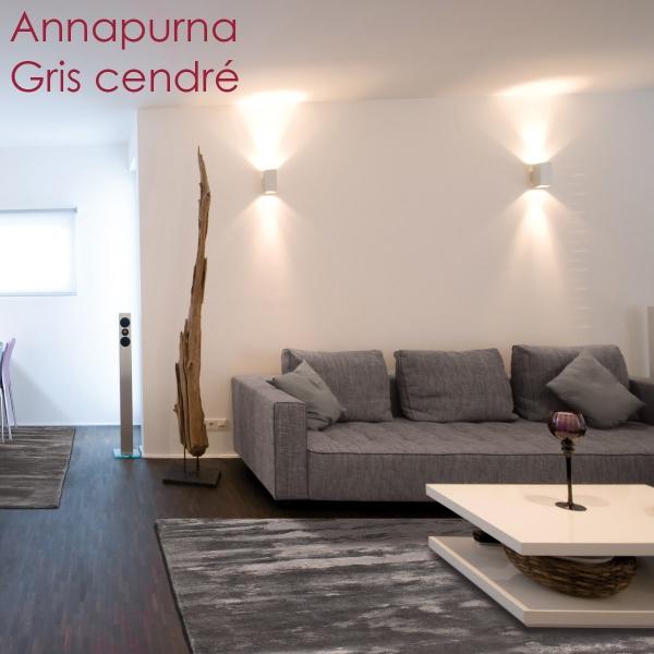 grand tapis blanc ivoire annapurna par angelo. Black Bedroom Furniture Sets. Home Design Ideas