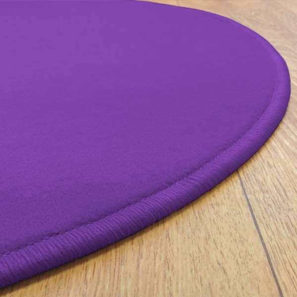 carrelage design tapis rond violet moderne design pour carrelage de sol et rev tement de tapis. Black Bedroom Furniture Sets. Home Design Ideas