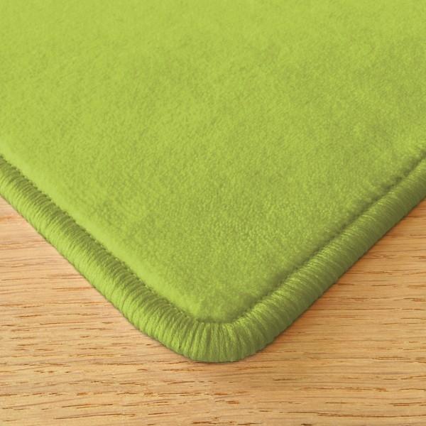 tapis rectangulaire vert anis. Black Bedroom Furniture Sets. Home Design Ideas