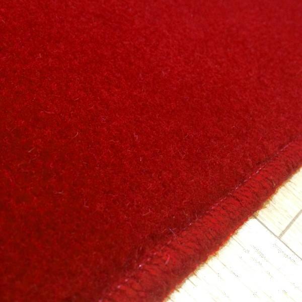 tapis sur mesure en laine couleur rouge imp rial. Black Bedroom Furniture Sets. Home Design Ideas