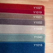 Echantillon du tapis en laine York Wilton