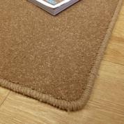 Tapis sur mesure en laine couleur Beige gamme York Wilton