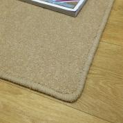 Tapis sur mesure en laine couleur Beige clair gamme York Wilton