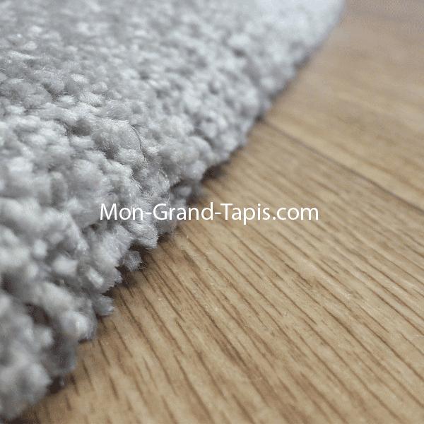 grand tapis gris clair sur mesure par mon grand tapis s lection. Black Bedroom Furniture Sets. Home Design Ideas