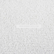 Tapis sur mesure rond Blanc gammeSafira par Vorwerk