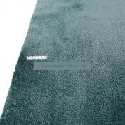 Tapis sur mesure rond Bleu Foncé gammeSafira par Vorwerk