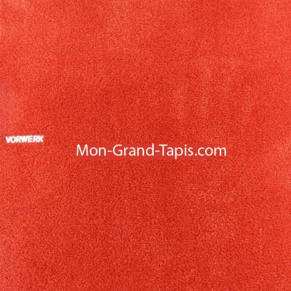 Tapis sur mesure Orange gamme Safira par Vorwerk
