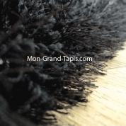 Grand tapis sur mesure noir par Mon Grand tapis sélection